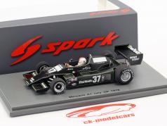 Arturo Merzario Merzario A1 #37 Italien GP formel 1 1978 1:43 Spark