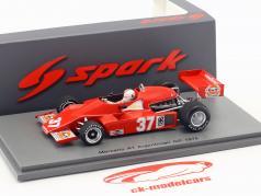Arturo Merzario Merzario A1 #37 Argentina GP formula 1 1978 1:43 Spark