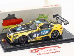 Mercedes-AMG GT3 #4 2 ° 24h Nürburgring 2018 Team Black Falcon 1:43 Spark