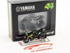 Yamaha YZR M1 #44 4.Platz Rennen 2 Niederlande GP Assen 2016 Pol Espargaro 1:43 Spark