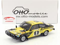 Opel Kadett GT/E Gr. 4 #9 Safari verzameling 1976 Röhrl / Billstam 1:18 OttOmobile