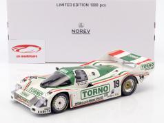 Porsche 962 C #19 3. 1000km Mugello 1985 Bellof, Boutsen 1:18 Norev