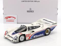 Porsche 962 IMSA #68 Winner Riverside 1985 Halsmer, Morton 1:18 Norev