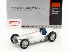 Mercedes-Benz W154 式 1 1938 インクルード すばらしいです 勝者 の フランス 1:18 CMC