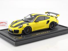Porsche 911 (991 II) GT2 RS banerekord Nürburgring 2017 6:47,3 min 1:12 Spark
