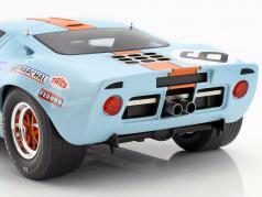 Ford GT40 Mk I #6 胜利者 24h LeMans 1969 Ickx, Oliver 1:12 CMR