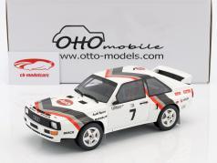 Audi Sport quattro #7 ganador Pikes Peak Hill Climb 1984 Michele Mouton 1:18 OttOmobile