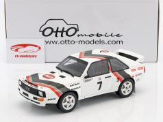 Audi Sport quattro #7 winnaar Pikes Peak Hill Climb 1984 Michele Mouton 1:18 OttOmobile