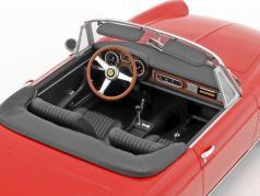 Ferrari 275 GTS/4 Pininfarina Spyder med talte hjul Opførselsår 1964 rød 1:18 KK-Scale