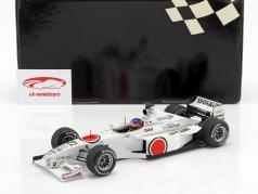 Jacques Villeneuve Bar Honda #22 formula 1 2000 Showcar 1:18 Minichamps