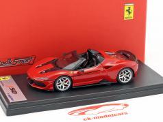 Ferrari J50 Roadster año de construcción 2016 Rosso Tristrato 1:43 LookSmart