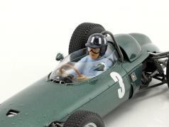 Graham Hill BRM P57 #3 campione del mondo Sudafrica GP formula 1 1962 1:18 Spark