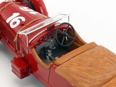 Alfa Romeo 8C 2300 LM #16 vincitore 24h LeMans 1931 Howe, Birkin 1:18 Spark