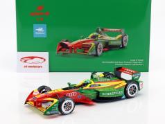 Lucas di Grassi Abt Schaeffler FE02 #11 formula E champion season 3 2016/17 1:18 Spark