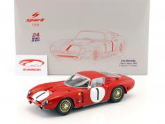 Iso Grifo A3C #1 24h LeMans 1964 Noblet, Berney 1:18 Spark