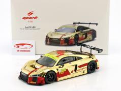 Audi R8 LMS #1 2nd FIA GT World Cup Macau 2017 Robin Frijns 1:18 Spark