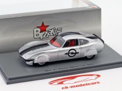 Opel GT Electro Record Car 1973 silver 1:43 Spark