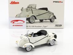 FMR TG 500 Roadster Tiger branco 1:18 Schuco