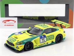 Mercedes-Benz AMG GT3 #75 6th 24h Nürburgring 2016 MANN-FILTER Team Zakspeed 1:18 Paragon Models