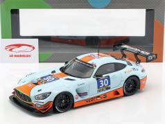 Mercedes-Benz AMG GT3 #30 2nd 24h Paul Ricard 2016 Team Ram Racing 1:18 Paragon Models