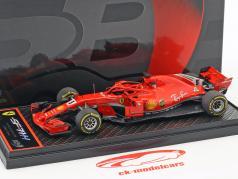 Sebastian Vettel Ferrari SF71H #5 vencedor australiano GP fórmula 1 2018 1:43 BBR