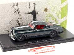 Bentley Type R Gooda Special coupe anno di costruzione 1954 scuro verde / bianco 1:43 AutoCult