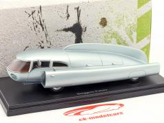 Berggren Future Car year 1951 silver 1:43 AutoCult
