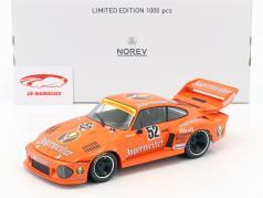 Porsche 935 #52 vencedor Bergischer Löwe Zolder DRM 1977 Manfred Schurti 1:18 Norev