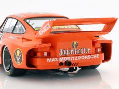 Porsche 935 #52 Vinder Bergischer Löwe Zolder DRM 1977 Manfred Schurti 1:18 Norev
