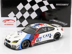 BMW M6 GT3 #43 24h Nürburgring 2017 Farfus, Lynn, Da Costa, Scheider 1:18 Minichamps