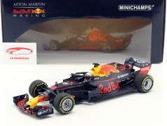 Daniel Ricciardo Red Bull Racing RB14 #3 式 1 2018 1:18 Minichamps