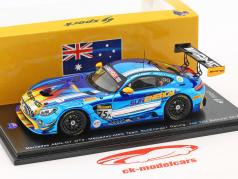 Mercedes-Benz AMG GT3 #75 2nd 12h Bathurst 2018 Habul, Vautier, Whincup, Marciello 1:43 Spark