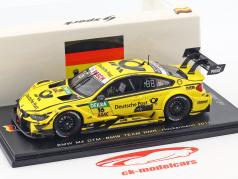 BMW M4 DTM #16 DTM Hockenheim 2017 Timo Glock 1:43 Spark