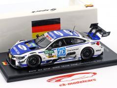 BMW M4 DTM #36 DTM Hockenheim 2017 Maxime Martin 1:43 Spark