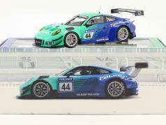 Porsche 911 GT3 R #44 9de 24h Nürburgring 2018 Falken Motorsports 1:18 Minichamps