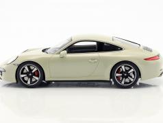 Porsche 911 (991) 第50回 記念日 版 2013 間欠泉 グレー 1:18 Spark