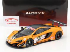 McLaren 650S GT3 #59 Vinder 12h Bathurst 2016 van Gisbergen, Parente, Webb 1:18 AUTOart