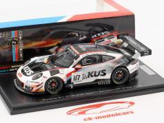 Porsche 911 GT3 R #117 24h Spa 2018 KÜS Team75 Bernhard 1:43 Spark