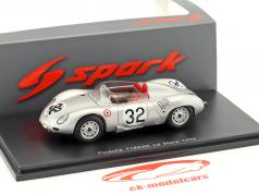 Porsche 718 RSK #32 24h LeMans 1959 Herrmann, Maglioli 1:43 Spark