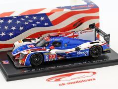 Ligier JS P217 #23 24h Daytona 2018 Alonso, Hanson, Norris 1:43 Spark