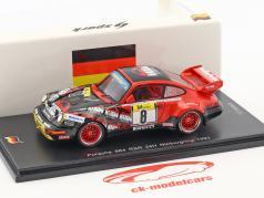 Porsche 964 RSR #8 24h Nürburgring 1993 Röhrl, Barth, Memminger, Müller 1:43 Spark