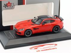Mercedes-Benz AMG GT-R jupiter 赤 1:43 CMR