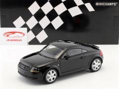 Audi TT Coupe Baujahr 1998 schwarz 1:18 Minichamps