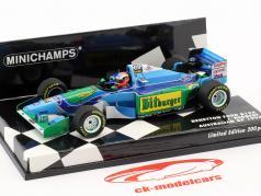 Johnny Herbert Benetton B194 #6 Australien GP Formel 1 1994 1:43 Minichamps