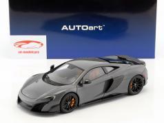 McLaren 675LT Opførselsår 2016 chikane grå 1:18 AUTOart