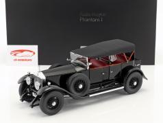 Rolls Royce Phantom I noir 1:18 Kyosho
