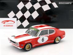 Ford RS 2600 #6 5 6h Nürburgring 1973 Weiss, Ludwig 1:18 Minichamps