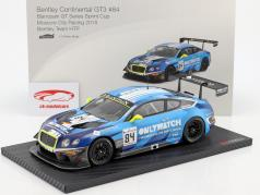 Bentley Continental GT3 #84 ganador Moscow City Racing 2015 Bentley Team HTP 1:18 TrueScale