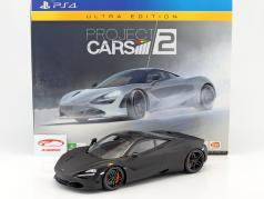 McLaren 720S 1:12 TrueScale Ultra Edition Project Cars 2 в том числе игра PS4 и другой аксессуары