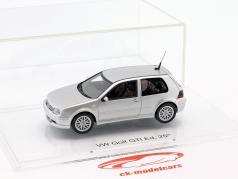 Volkswagen VW Golf GTi 25th Anniversary 2002 reflex silver 1:43 DNA Collectibles